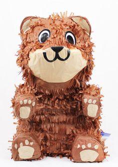 Brown Bear Pinata
