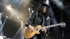 Nuevo disco en directo de Slash