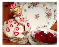 A sweet Relpo Valentine's planter