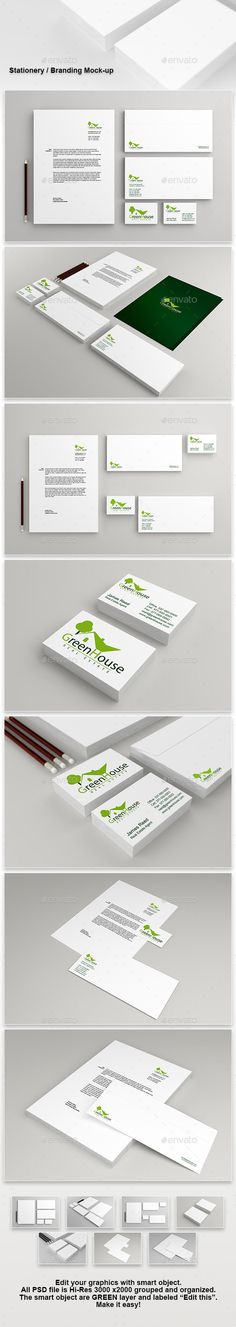 buy stationery branding mock up by jordygraph on graphicriver stationery branding mock up letter format envelope business card and folder editable