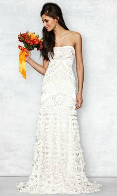 Sue Wong Wedding Gown