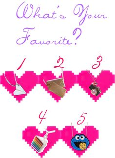 """""""What's Your Favorite? :)"""" by foxymccloud ❤ liked on Polyvore"""