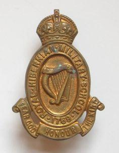 Royal Hibernian Military School badge - picture 1