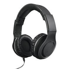 RHP-30 Pro DJ Headphones Black Professional Headphones, Professional Dj, Dj Headphones, Pioneer Dj, Dj Equipment, Akg, Audiophile, Headset, Black