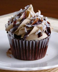 Samoas Cupcakes by Sugar Duchess