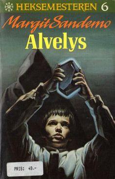 """""""Alvelys"""" av Margit Sandemo Fantasy Romance, Saga, Nostalgia, Reading, Books, Movies, Movie Posters, Historia, Libros"""