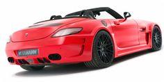 I like this one, hehe, convertible SLS AMG