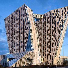 Nordico+ArquitetureArquiteture | Bella Sky é mais uma joia do design nórdico