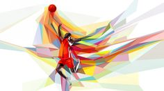 Olympic Basketball Player wallpaper