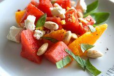 ♡ Looks of LoveT.: Lifestyle 50+ Wohlfühlen und 2 Sommersalate Superfood, Cantaloupe, Watermelon, Fruit, Vegetarian Diets, Clean Foods, Food Food