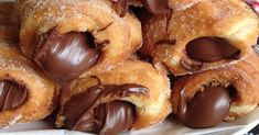 Greek Desserts, Greek Recipes, Food Network Recipes, Cooking Recipes, The Kitchen Food Network, Easy Sweets, Danishes, Afternoon Tea, Sweet Tooth
