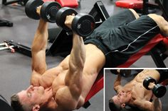 One-Off Workout: Build a Bigger Chest With Supersets - Mens Fitness - Page 3