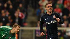 Ligue des champions : L'arme fatale de l'Atlético s'appelle Griezmann - Ligue des champions 2015-2016 - Football - Eurosport