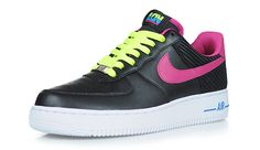 "Nike Air Force 1 Low ""World Basketball Festival Pack"" - ""London"""