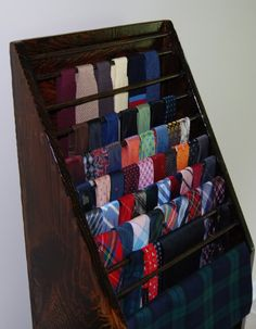 Reids dream tie rack … | Ties | P…