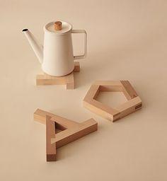 ■こいずみ道具店 | 三木・五木 鍋敷き もっと見る
