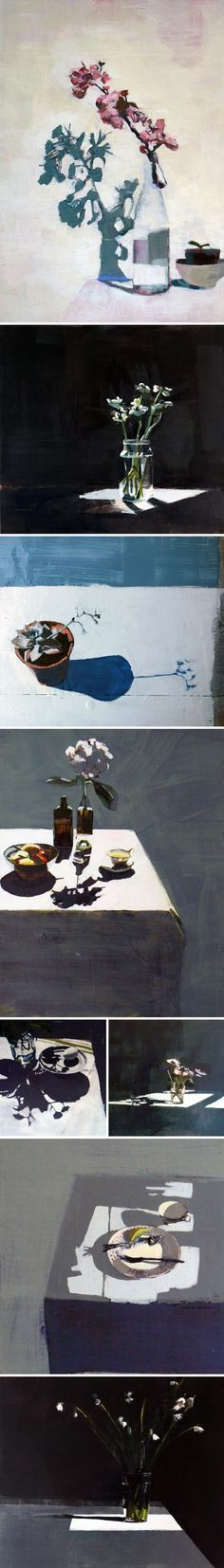 Gorgeous still life work from Susan Ashworth