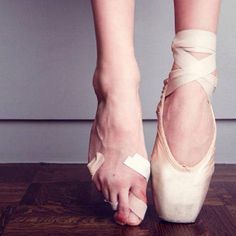 ~The pain and beauty of dance