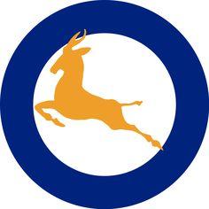 'South African Air Force Emblem T-Shirt by warbirdwear