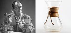 Inside the Genius Design of the Chemex Coffeemaker