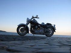 Harley Davidson - Praia de Ipanema | Flickr - Photo Sharing!