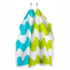 Marimekko Pikku Lokki Tea Towel Set/2 $36.00