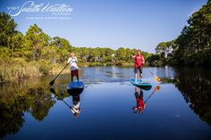 Is stand-up paddleboarding on your bucket list? Insider Tip: YOLO Board + Beach offers demonstrations in Miramar Beach.