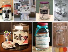 Pote da Gratidão: uma dica para ser mais feliz #pote #da #gratidão #gratitude #feliz #alegria #dica #blog