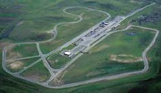 Thunderhill Raceway. The first full circuit racetrack I ever drove on. Great track for beginners.