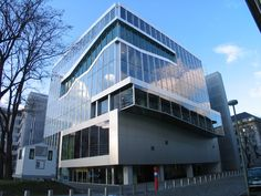 Embassy of the Netherlands, Berlin, 2003, by Rem Koolhaas