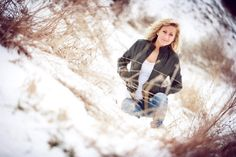 Winter Portraits | Simply Portraiture | Brighton Howell Michigan Portrait Photography