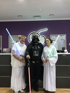 May the 4th be with you Berwick dentists
