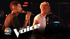 "Adam Levine and Usher: ""Untitled (How Does It Feel)"" (The Voice Highlight) - Lord have mercy this is good, Adam needs to do some of this kind of music every once and a while. Whoo! Lord"
