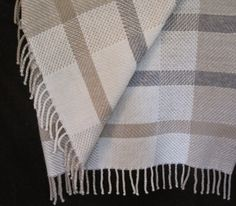 Cariboo Handwoven: What - Wool Blankets