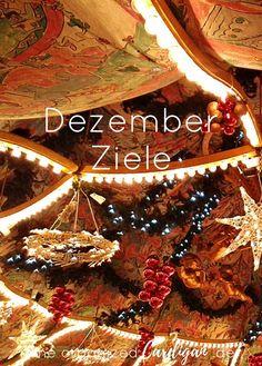 Monatsziel Dezember