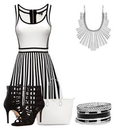 """""""Untitled #575"""" by tabby125 ❤ liked on Polyvore featuring Michael Kors, GUESS and Lucky Brand"""