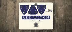 Red Witch Titan Delay Pedal | DaftParagon.com