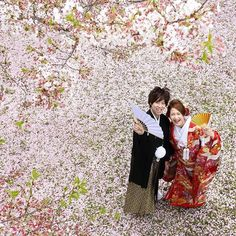 【marriyell_okazaki】さんのInstagramをピンしています。 《ロケーションフォト☆ 桜満開の時期はもちろんオススメですが、桜の絨毯で撮影できるのは桜が散りはじめてから☆この時期も実はとってもオススメです! #ロケーションフォト #桜 #岡崎 #マリエール岡崎 #wedding #前撮り #フォトジェニック #プレ花嫁 #ファインダー越しの私の世界 #写真好きな人と繋がりたい》