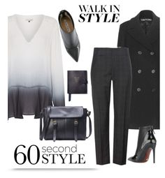 """""""60-Second Style: Ombre Effect"""" by bliznec ❤ liked on Polyvore featuring Tom Ford, Étoile Isabel Marant, Gianni Renzi, Smythson, ombre, polyvoreeditorial, polyvorecontest and 60secondstyle"""