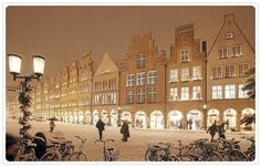 Winter in Münster