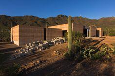 'tucson mountain retreat' by DUST, sonoran desert, tucson, arizona