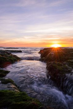 Sunset Cliffs San Diego California. [1067 x 1600] [OC]