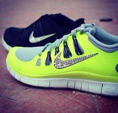 Swarovski Nike shoes