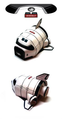 Blog_Paper_Toy_papertoy_1000_Space_Shuttle_pic