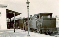 Malta Railway