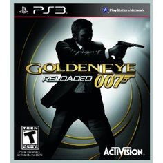 (GoldenEye 007: Reloaded) GoldenEye A must have for PS3. It will keep you seated a long time playing this great game. Great graphics, nice movement using Sony Sharpshooter with move controller.... [Click for more info]