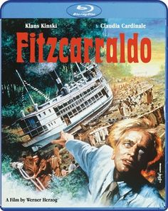 Fitzcarraldo - Blu-Ray (Shout Factory Region A) Release Date: Available Now (Screen Archives Entertainment U.S.)