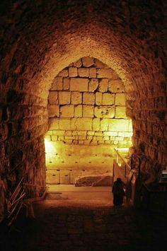 Western Wall tunnels, Jerusalem
