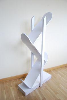 Deck Skateboard Furniture Design