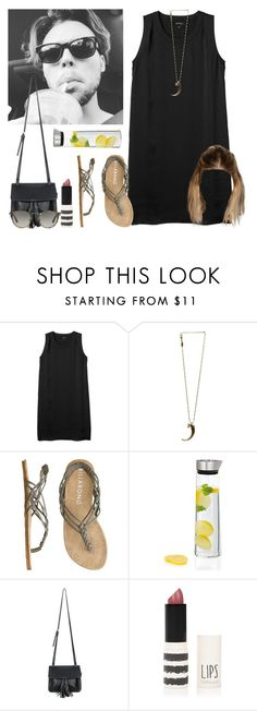 """""""Road trip with Ashton. -----> *Cynthia."""" by imaginegirlsdsos ❤ liked on Polyvore featuring Monki, Pamela Love, Billabong, blomus, Chicnova Fashion, Topshop and Persol"""